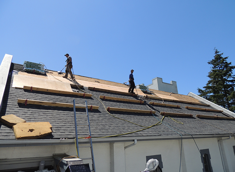 The Evolution of Roofing