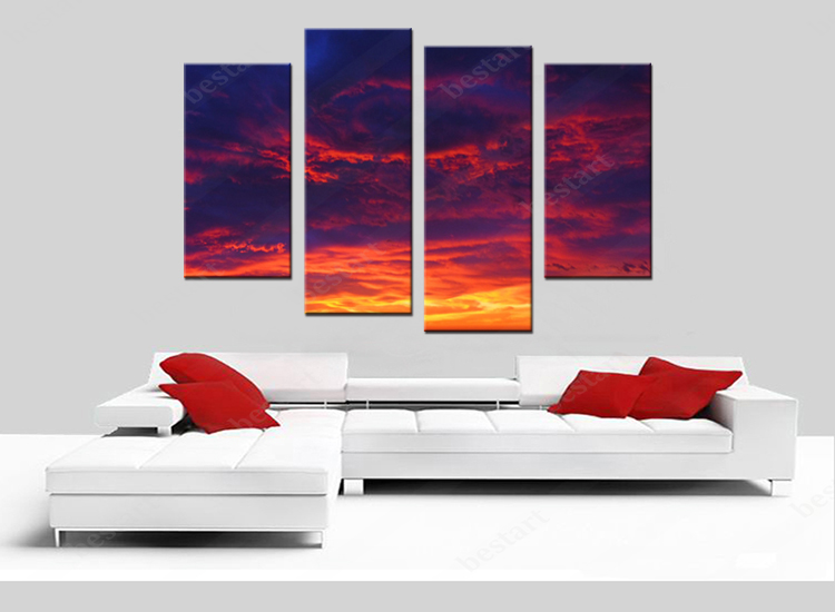 Why Canvas Prints Are the Perfect Diy Wall Art
